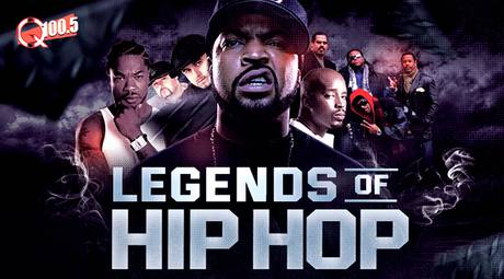 Legends of Hip Hop ft. Ice Cube