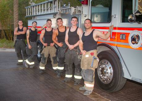 Firefighter Auction: Reveal