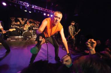 LVCS staged such acts as Jello Biafra, Deafheaven and the Melvins and partnered with festivals like Punk Rock Bowling and Neon Reverb.