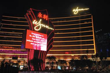 While quick to condemn our political and economic system, Wynn continues to handle China with kid gloves.