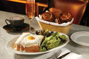 We're all for brunch getting more fun. This is where fun gets refined.