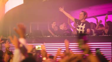 Tiësto at Hakkasan, Diplo at XS and more big club shows in Las Vegas this week