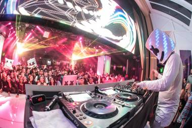 Marshmello, Band of Brothers and more Vegas nightlife this week