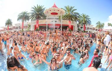 Encore Beach Club, David Guetta, Backstreet Boys and more big shows this week