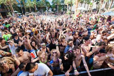 Spring Break at Rehab, The Chainsmokers at XS and more big club shows this week