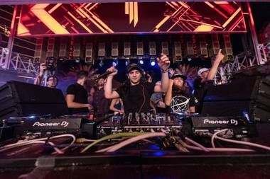 Skrillex at XS, Lil Wayne at Drai's and more big shows this week