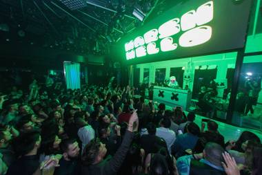 Marshmello at XS, Stafford Brothers at EBC and more big shows this week