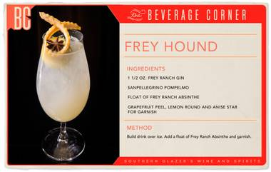 Inspired by the Greyhound — an ever-popular bar favorite — this cocktail makes upgrades in all the right places.
