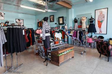 With shops Downtown and on the Strip, local designer Tatyana Khomyakova has you covered.