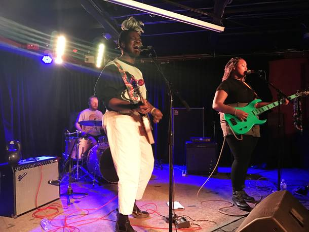 Shamir, performing August 23 at the Bunkhouse Saloon.