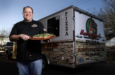 In a city full of pizza superstars, the man with the converted rig should be part of the conversation.