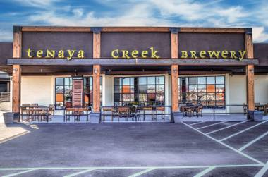 Tenaya couples its long-standing Vegas brews with carefully curated guest handles.