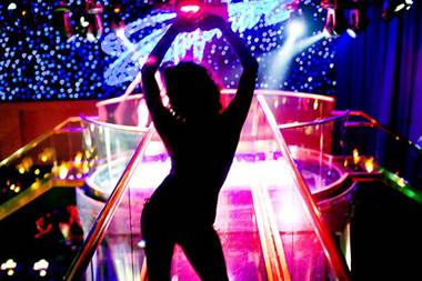 "Readers love this self-proclaimed ""world's largest strip club."""
