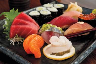 The departure of the original concept at the Cosmopolitan brought sadness to many a sushi fan.