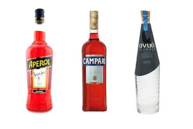 Aperol, Campari and cachaça 101.