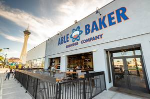 Downtown's Able Baker Brewing <em>(Wade Vandervort/Staff)</em>