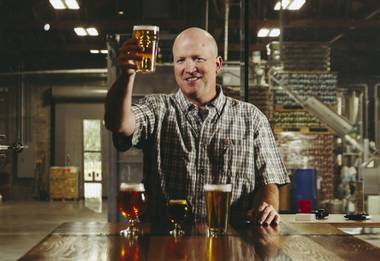 Tenaya Creek Brewing founder Tim Etter