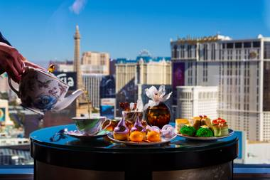 Now guests can indulge in Twist's Forbes Five Star Award-winning cuisine as well, the first time it has been available outside the restaurant.