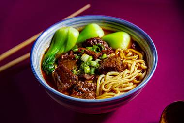 The hand-pulled noodles from the Shanxi province of China are one of the greatest feats of the culinary world.