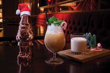 Plus: an egg nog recipe from NoMad beverage director Leo Robitschek