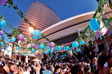 Spanish-born legacy nightlife and entertainment company elrow anchors the weekend with Saturday's Enchanted Fowrest party at EBC.