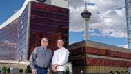 Last year, Don Ahern purchased the shuttered Lucky Dragon hotel and casino and started making plans to convert its casino into convention and meeting space.