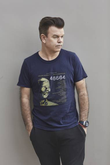 Paul Oakenfold is planning a unique three-part set for this weekend's festival.