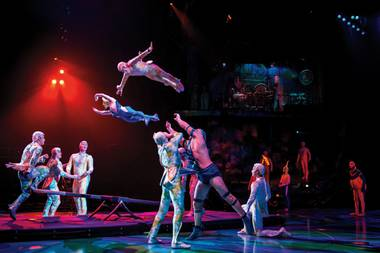 """We have a full-time mitigation person making plans for all three of our shows, and we're preparing for everything,"" Spiegelworld founder Ross Mollison said."