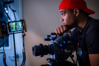 It won the Best Cinematography award at the Ashland Independent Film Festival, and filmmaker Hisonni Johnson says it has been selected to screen at eight film festivals thus far.