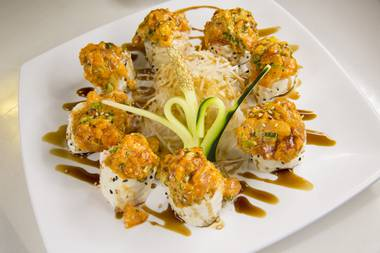 This longtime Henderson hot spot squeaked past AYCE stalwart Sushi Mon for the Valley's raw fish crown.