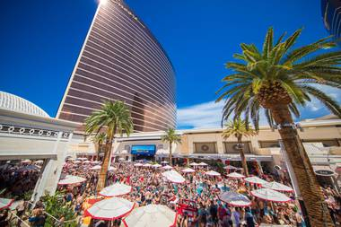 EBC elevated a relatively young form of Vegas entertainment to greater, more luxurious heights.