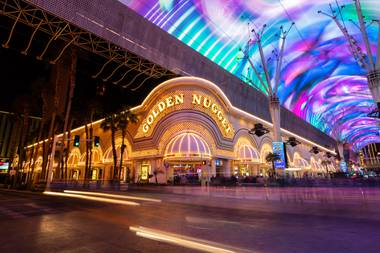 This Fremont Street fixture since 1947 maintains an old-Vegas elegance today.