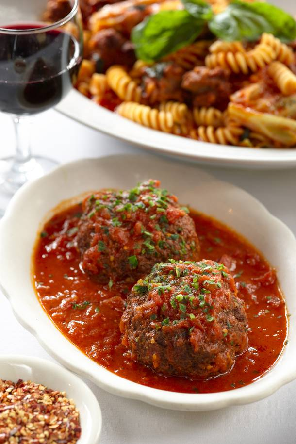 Your favorite meatballs await at the reopened Rao's.