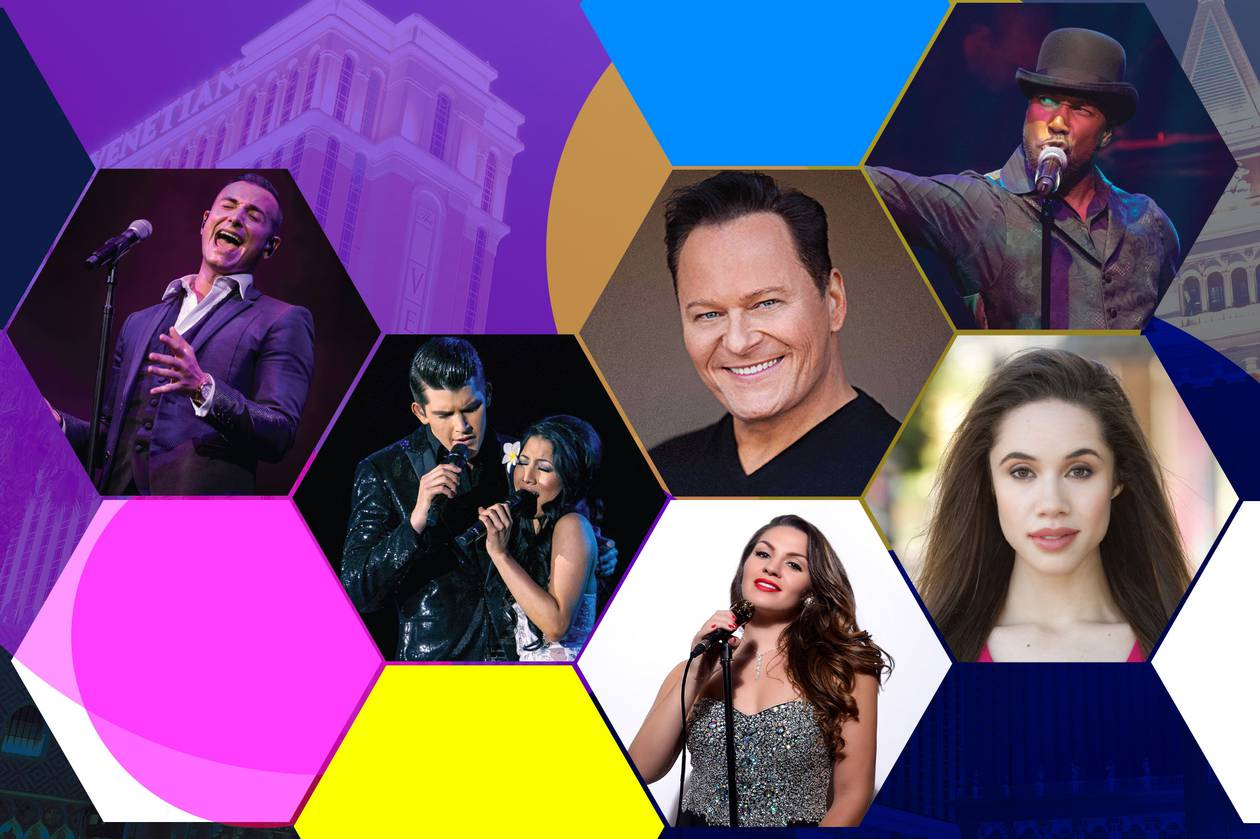 The original, family-friendly musical is set to open November 27, featuring a cast that includes 'American Idol' competitors Lou Gazzara, Jasmine Trias and Laura Suzanne Wright, and veteran Vegas performers Randal Keith, Jaclyn McSpadden, Ben Stone and Eric Jordan Young.