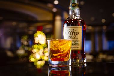 Party with Old Forester this holiday season!
