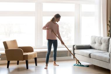 We talked to Sean Bellinger, owner of Maid Right cleaning services in Henderson, to get some tips on the best and easiest ways to get your place in shape.